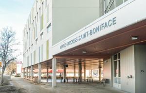 WRHA St. Boniface Access Centre
